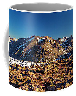 The Continental Divide Coffee Mug