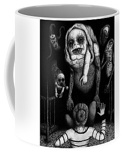 The Corrupted - Artwork Coffee Mug