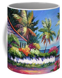 The Cottage On The Corner Coffee Mug