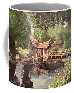 The Cottage Coffee Mug