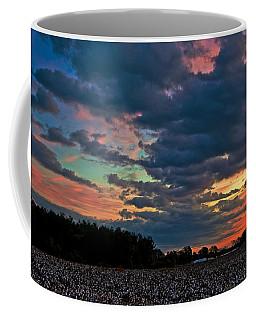 The Cotton Field  Coffee Mug