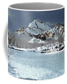 The Courtship Of Ice Coffee Mug