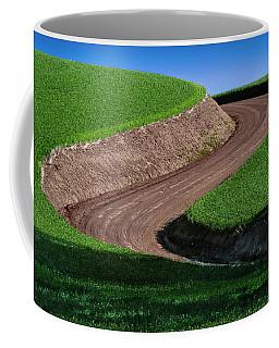 The Curve Coffee Mug