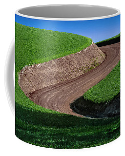 The Curve Coffee Mug
