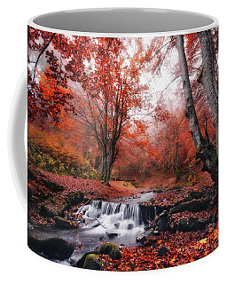 The Delights Of Late Autumn Coffee Mug