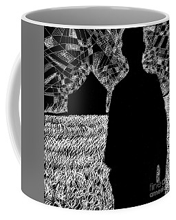 The Delta. Coffee Mug