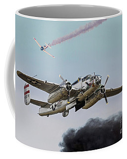 The Doolittle Raid Reenacted Coffee Mug
