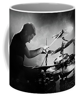 The Drummer Coffee Mug