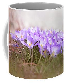 Coffee Mug featuring the photograph The Earth Blooms 2 by Jaroslav Buna