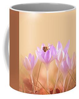 Coffee Mug featuring the photograph The Earth Blooms by Jaroslav Buna