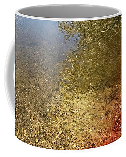 The Earth Is Bleeding Coffee Mug