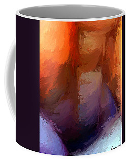 The Edge Of Darkness Coffee Mug