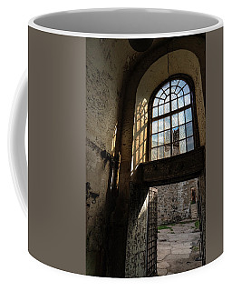 The End Of The Cellblock Coffee Mug