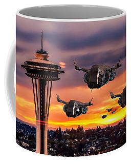The Evening Commute Coffee Mug