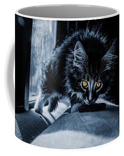 Coffee Mug featuring the photograph The Explorer by Jaroslav Buna