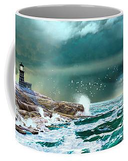 The Eye Of Neptune Coffee Mug