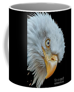 The Eye Of The Eagle Coffee Mug