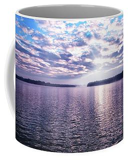 Coffee Mug featuring the photograph The Face Of Maasduinen 3 by Jaroslav Buna