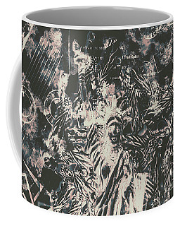 The Fall Of False Idols Coffee Mug