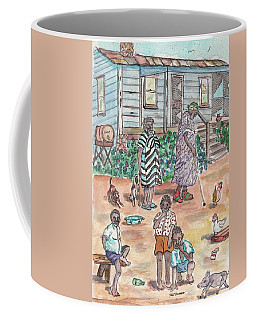 The Family On Magnolia Road Coffee Mug