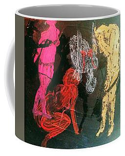The Fates Are Emerging Coffee Mug