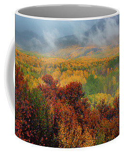 The Feeling Of Fall Coffee Mug