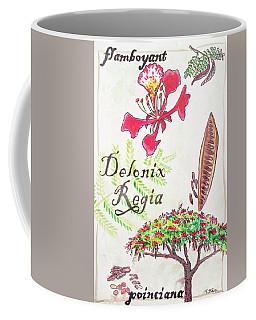 The Flamboyant Tree Coffee Mug