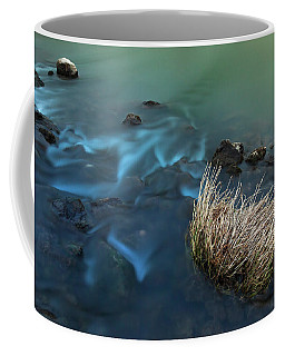 The Flow Of Time Coffee Mug