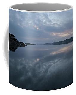 The Fog Lightens Coffee Mug
