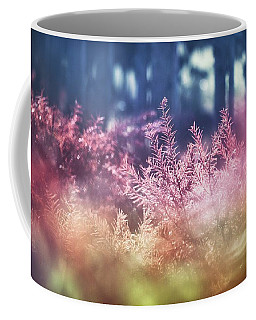 Coffee Mug featuring the photograph The Forest by Jaroslav Buna