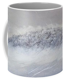 The Front Of Cold Coffee Mug