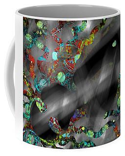 The Ghost Hides Imprint Of The Spirit Coffee Mug