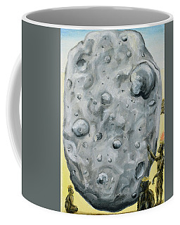 The Gift Of Fire Coffee Mug