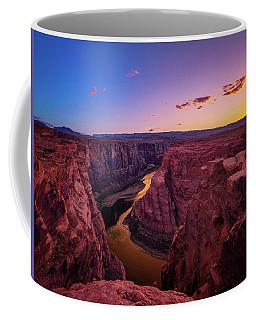 The Golden Canyon Coffee Mug
