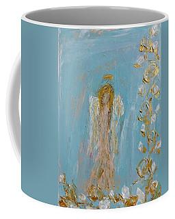 The Golden Child Angel Coffee Mug