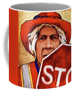 The Golden Years - Crossing Guard Coffee Mug