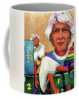 The Golden Years - Daycare Worker Coffee Mug