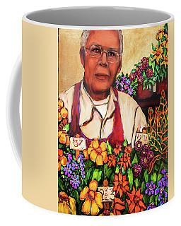 The Golden Years - Florist Coffee Mug
