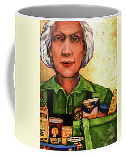 The Golden Years - Grocery Bagger Coffee Mug