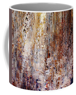 The Greater Good - Custom Version 2 - Abstract Art Coffee Mug
