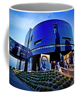 Coffee Mug featuring the photograph The Guthrie by Scott Kemper