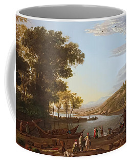 The Harbor Coffee Mug