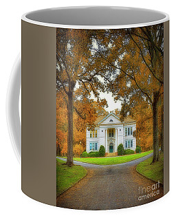 The Hoge Building At Berry College Coffee Mug