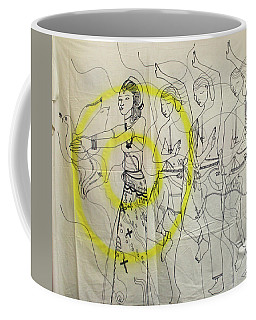 The Holy Trinity And Our Lady Saint Mary Lord Of The Dance Asia Coffee Mug