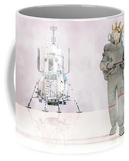 The Illusion Of Man Coffee Mug