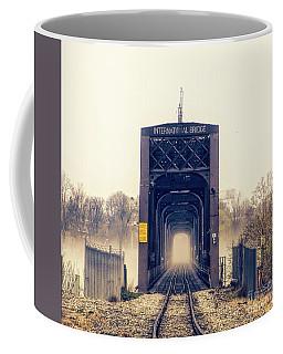 The Internation Railroad Bridge Coffee Mug