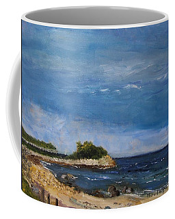The Knob, Falmouth Coffee Mug