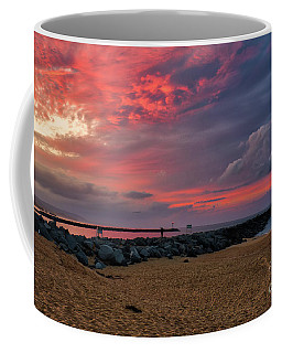 The Last Sunrise Of 2018 Coffee Mug