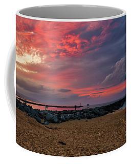 The Last Sunrise Of 2018 Coffee Mug