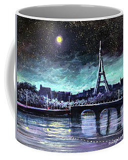 The Lights Of Paris Coffee Mug